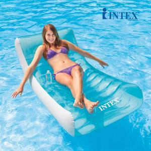Phao bơi tựa lưng thư giãn Intex 58856