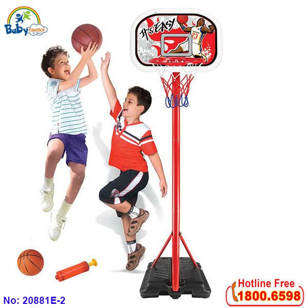 Đồ chơi ném bóng rổ cho bé 20881E-2