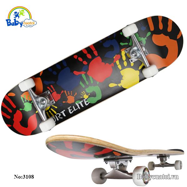 van-truot-skateboard-cho-be-cao-cap-sac-mau-3108-sm-4