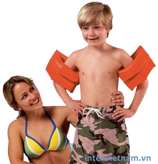 phao bơi cho bé 1 tuổi