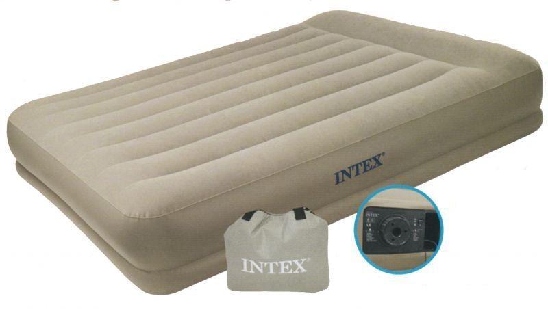 Giường hơi tự phồng Intex 67748_1