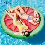 Phao bơi dưa hấu khổng lồ INTEX 56283