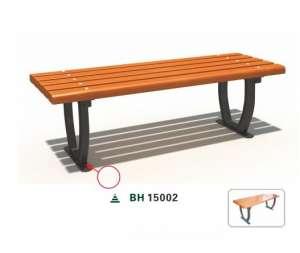 Ghế công viên nhập khẩu BH15002