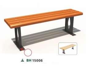 Ghế công viên, ghế sân vườn nhập khẩu BH15006-150
