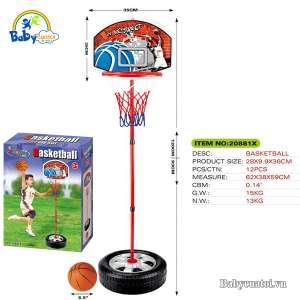 Bộ đồ chơi bóng rổ 20881X