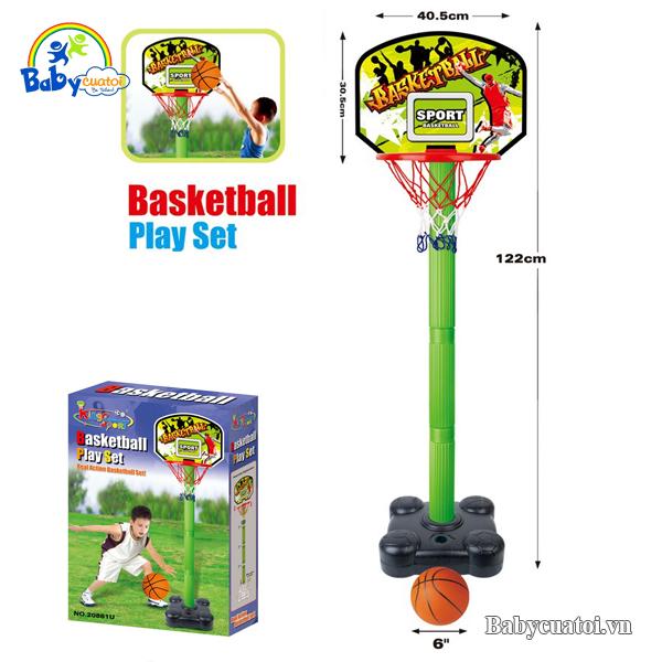 Bộ đồ chơi bóng rổ 20881U