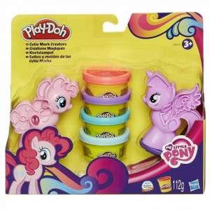 Bột nặn Playdoh B0010 - Trang trí Pony