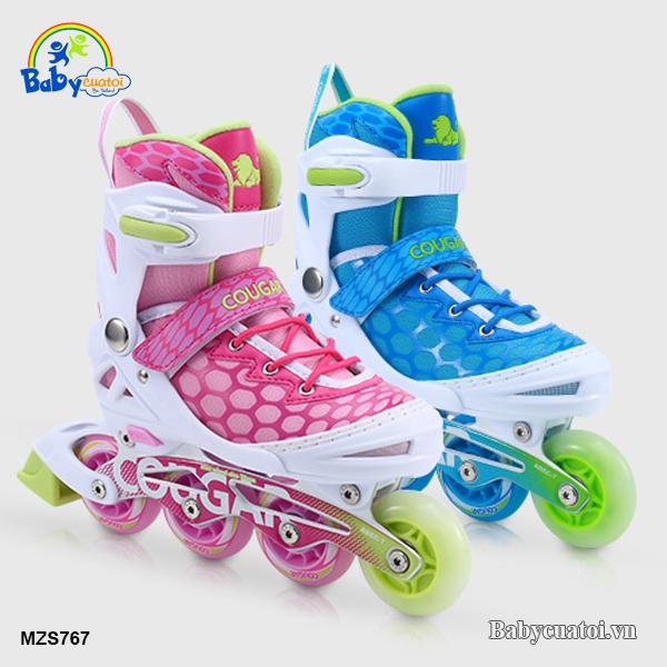 Giày trượt patin chính hãng cougar cao cấp MZS767