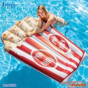 Phao bơi bắp rang bơ khổng lồ INTEX 58779