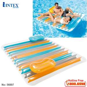 Phao bơi nằm INTEX đôi 56897