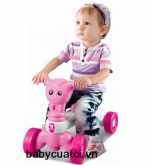 Xe chòi chân 4 bánh cho bé SC1006A màu hồng