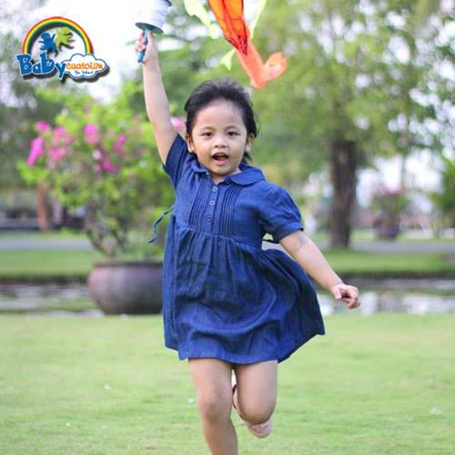 do choi tre em bé Huỳnh Nguyễn Như Quỳnh 5