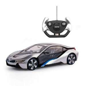 Ô tô điều khiển từ xa BMW I8 phát sáng RASTAR 49600-1