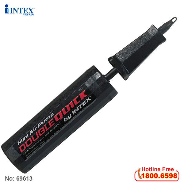 Bơm tay mini double quick INTEX 69613