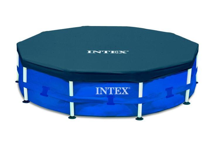 Tấm phủ bể khung kim loại 4m57 Intex 28032