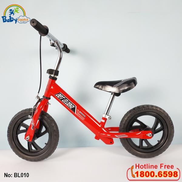 Xe cân bằng trẻ em màu đỏ BBT Global BL010D