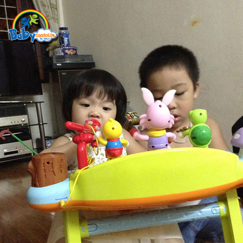 do choi tre em bé Lê Hà Thanh
