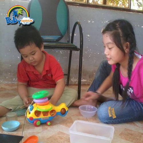 đồ chơi cho bé Nguyễn Trần Thái Dương 4