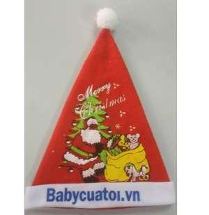 Mũ ông già Noel Babycuatoi