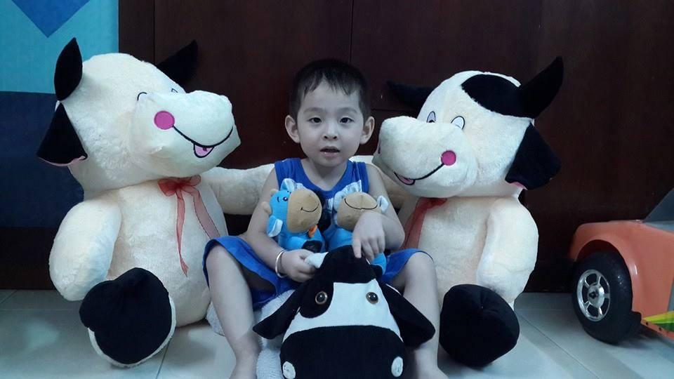 đồ chơi cho bé Phạm Đăng Khoa 1