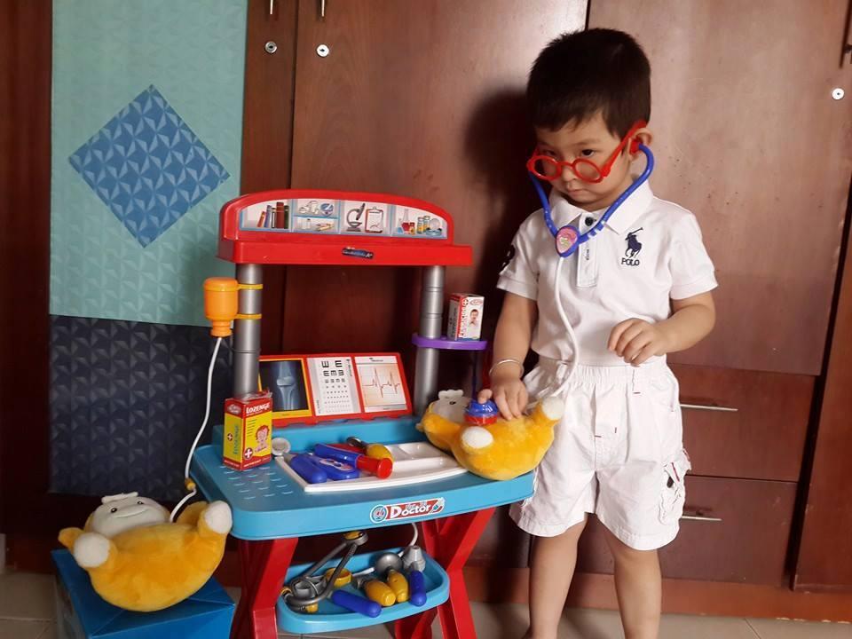 đồ chơi cho bé Phạm Đăng Khoa 4
