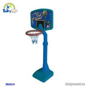 Cột chơi bóng rổ cỡ lớn ngoài trời ZK023-5