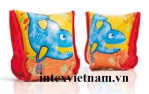 Phao tay cá cao cấp INTEX 56659