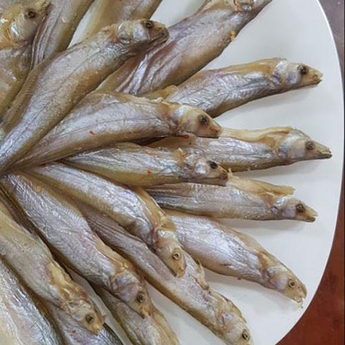 Khô cá kết ngon dai và rất hiếm