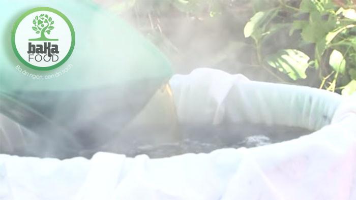 Cách làm nước mắm cá linh
