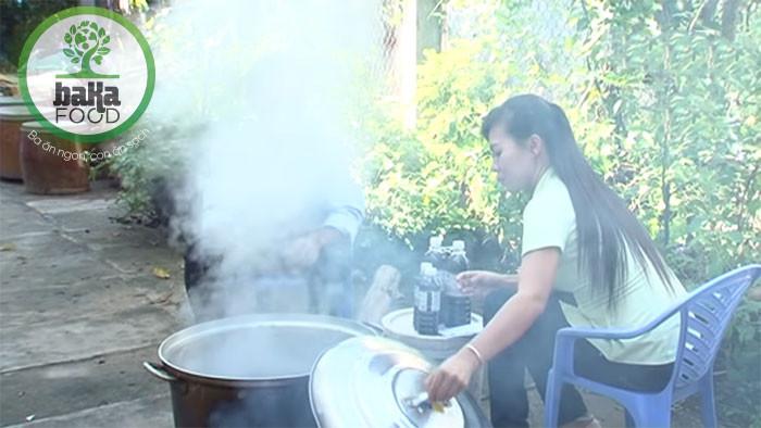 Cách ủ nước mắm cá linh
