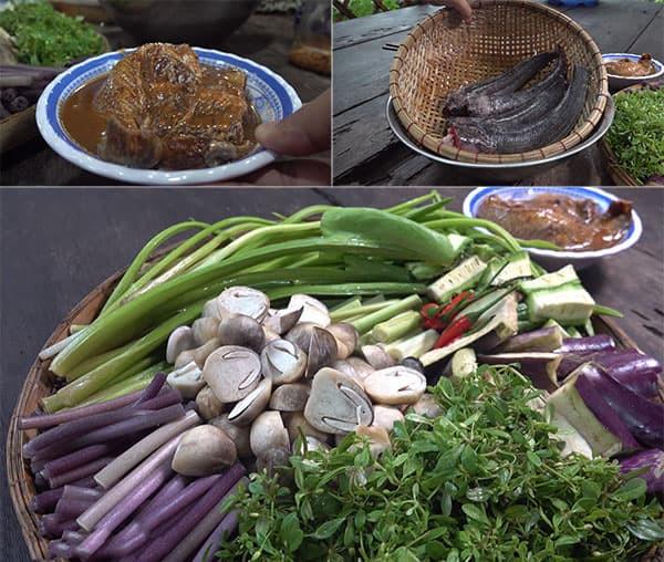 cách nấu lẩu mắm cá lóc
