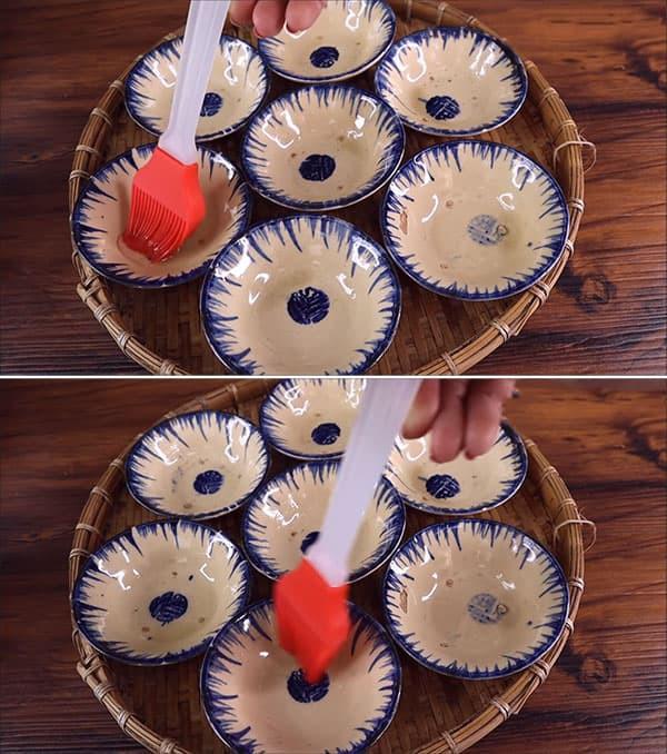 mắm cá lóc chưng trứng