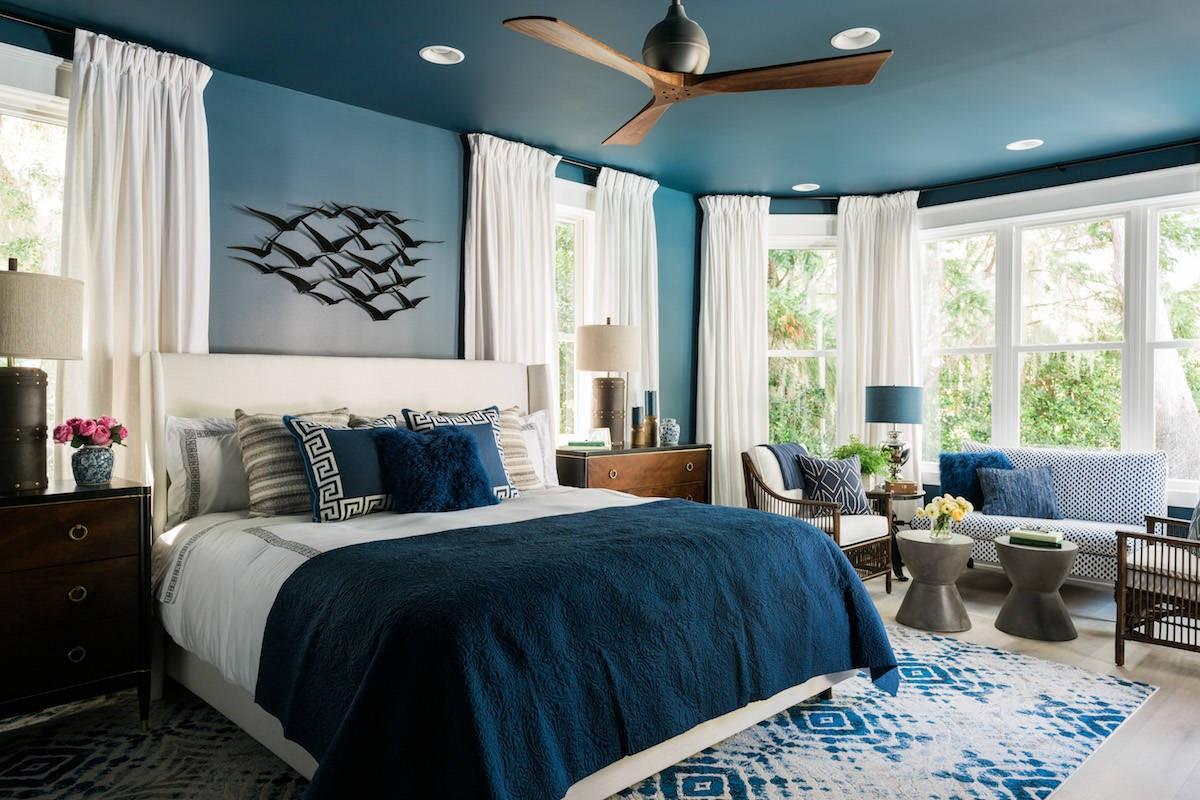 phong thủy giường ngủ cho vợ chồng - theo mệnh thủy