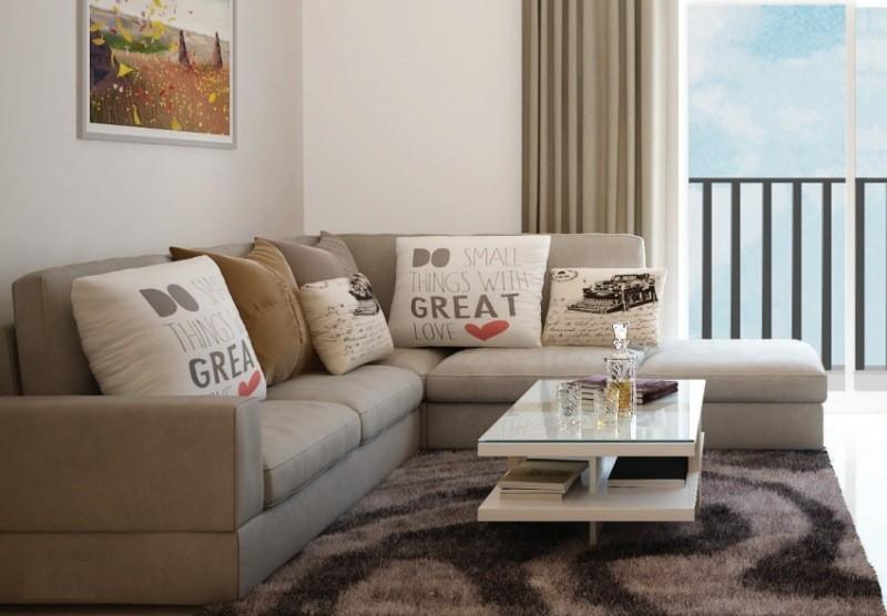 cấu tạo sofa - sofa vải bố