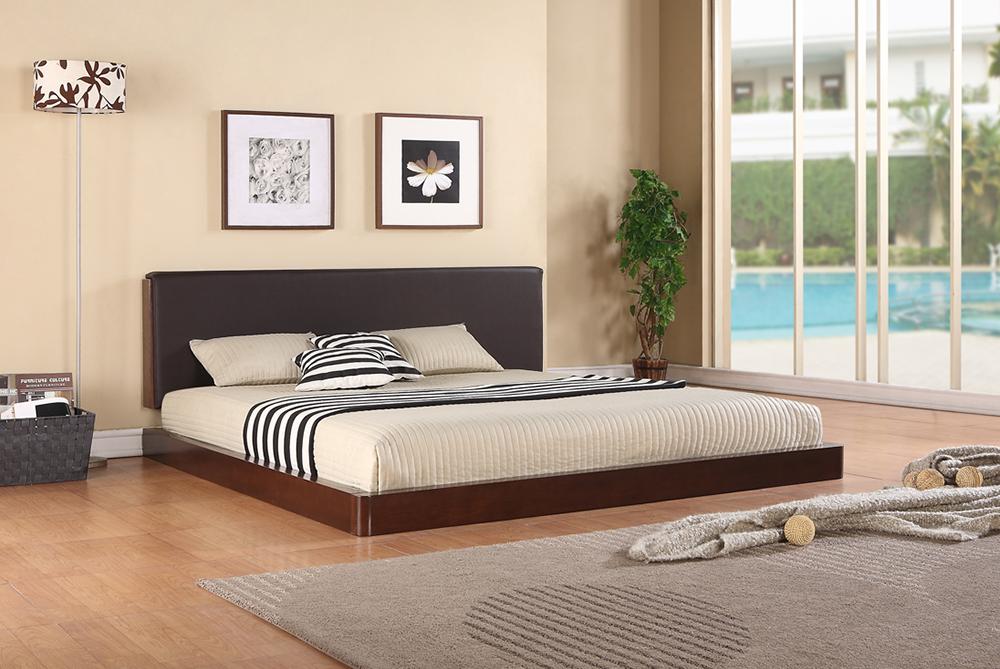 giường ngủ xoan đào