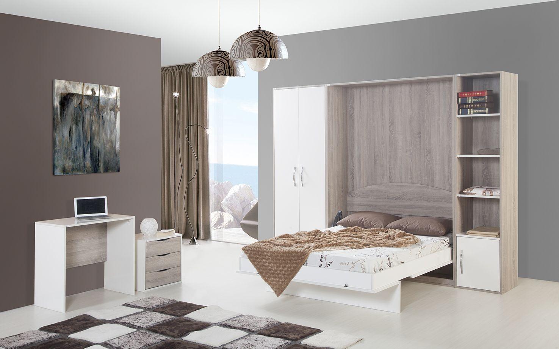 giường ngủ gỗ mfc