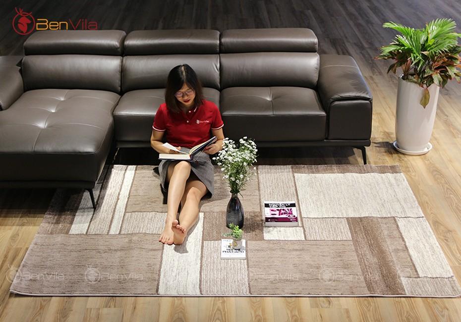 thảm phòng khách T525