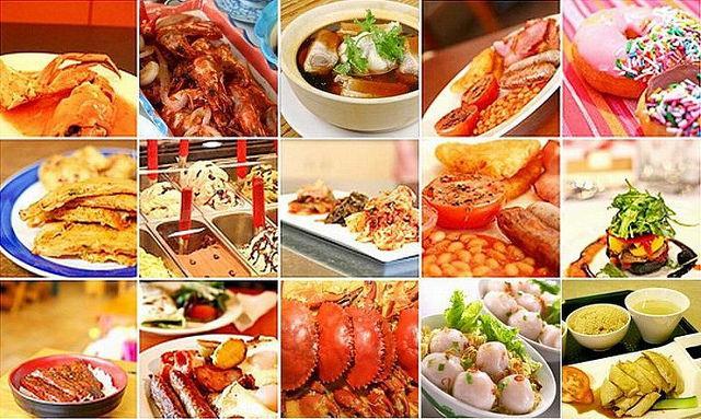 Ăn ngon khi du lịch Singapore