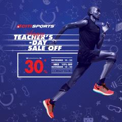 CitiSports khuyến mãi 30% sản phẩm thể thao nhân dịp 20/11