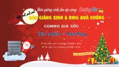 Giáng Sinh an lành! COMBO: Tên miền + Hosting chỉ 600k/năm