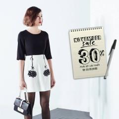 November sale- Ivy moda giảm giá 30% toàn bộ sản phẩm