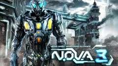 [Game IOS]Nhanh Tay Tải Miễn Phí N.O.V.A. 3 Của Gameloft Dành Cho IOS