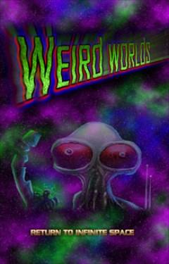 [Steam] Weird Worlds Miễn Phí (Cần Tài Khỏan Twitter)