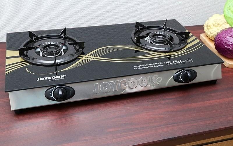 Bếp gas dương kính Joycook JCB2102