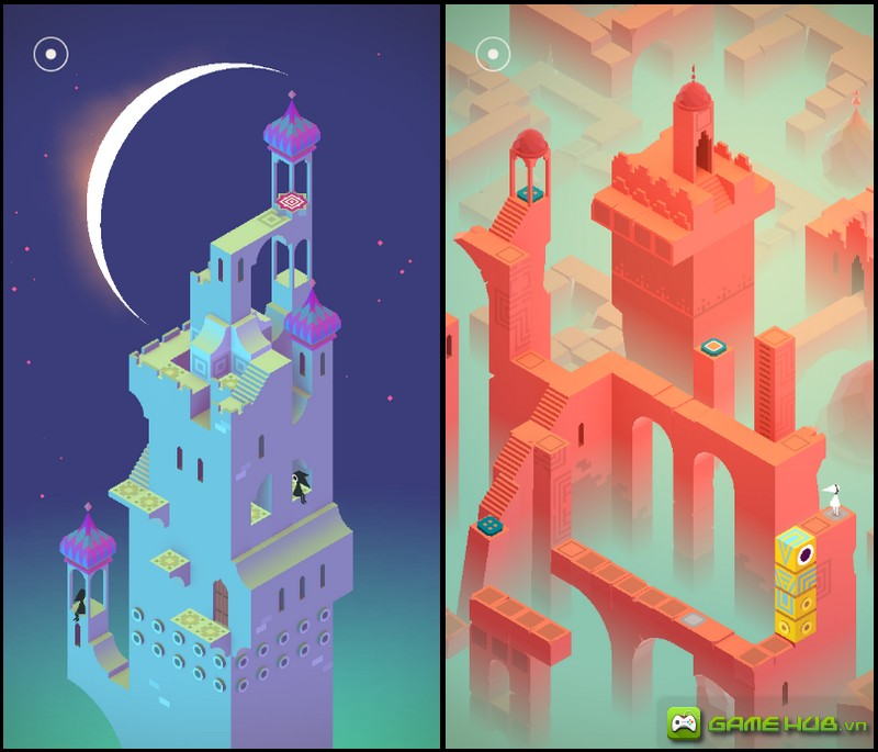 GameHub-Monument-Valley-Game-sieu-nghe-thuat-cap-ben-Android-1