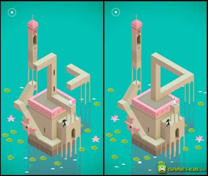 GameHub-Monument-Valley-Game-sieu-nghe-thuat-cap-ben-Android-3