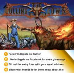 [Steam] Game - The Culling Of The Cows Được Indiegala Tặng Miễn Phí (Cần Twitter + Facebook Account)