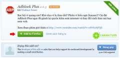 Bí Quyết Duyệt Web Không Quảng Cáo Miễn Phí Với Adblock Plus