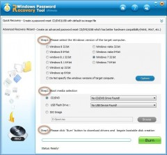 [Windows] Windows Password Recovery Tool Professional 29,99 USD Đang Miễn Phí