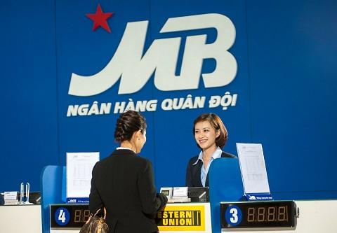 Mở thẻ Visa miễn phí tại MB Bank
